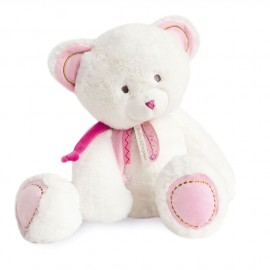 Ours rose Attrape-rêves Doudou & Compagnie (40cm)
