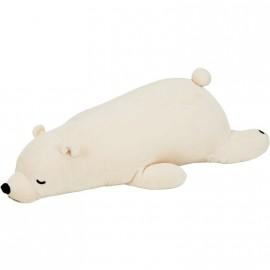Peluche ours polaire Shiro Nemu Nemu Trousselier (51 cm)