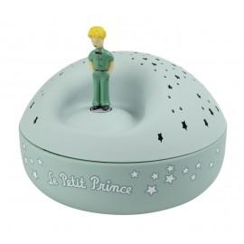 Projecteur d'Etoiles musical Le petit prince vert Trousselier