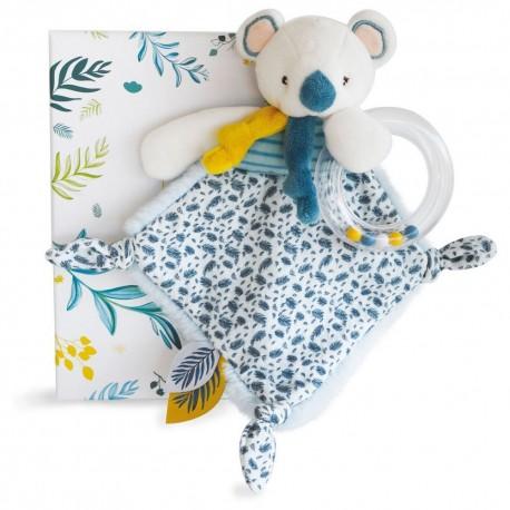 Doudou Hochet Yoka le Koala Doudou et Compagnie