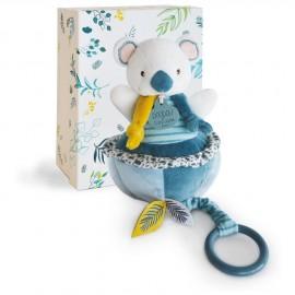 Boîte à musique Yoca le Koala Doudou et Compagnie