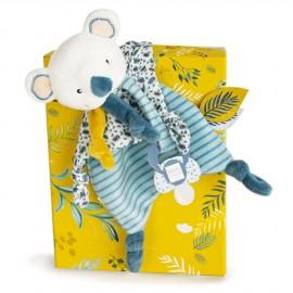 Doudou et Compagnie  attache sucette Yoca le Koala