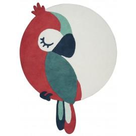 Tapis Tropica perroquet vert Lilipinso