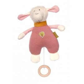 Mouton musical Coton bio Sigikid