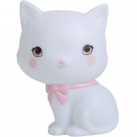 Petite veilleuse Chat A little Lovely Company (14cm)