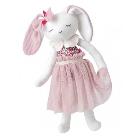 Poupée lapin Bio fille Kikadu