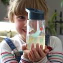 Gourde Espace enfant sans BPA A Little Lovely Company