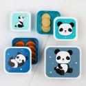 boites à goûter Panda A Little Lovely Company