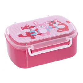 Lunchbox Petits amis fille Sigikid