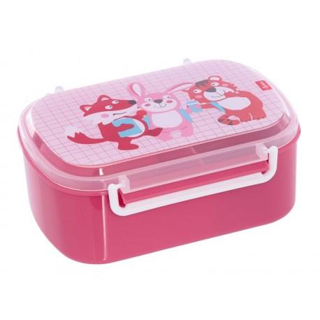Lunchbox Petits amis fille Sigikid