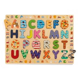 Puzzle ABC Djeco