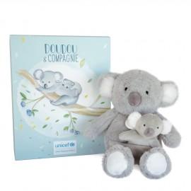 Unicef Bébé et moi-Koala Doudou et Compagnie