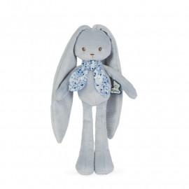 Peluche Lapinoo lapin bleu Kaloo (25 cm)