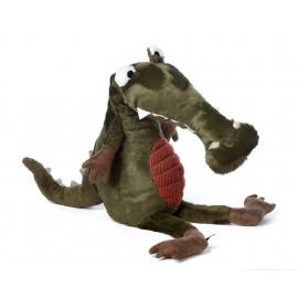 Peluche crocodile des tropiques Beasts