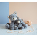 Peluche chat Sweety Mousse Histoire d'Ours