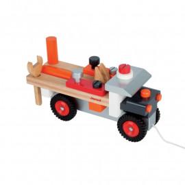Camion de bricolage en bois Bricolo Janod