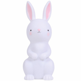Veilleuse Lapin A little Lovely Company (27cm)