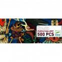 Puzzle gallery Fantasy orchestra Djeco (500pcs)
