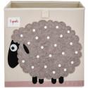 Cube de rangement Mouton 3 Sprouts