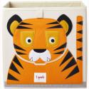 Cube de rangement jouets Tigre 3 Sprouts