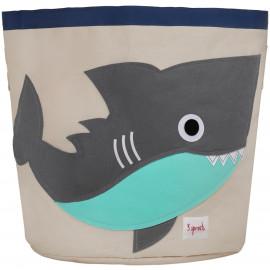 Sac à jouets Requin 3 Sprouts
