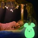 Veilleuse Silicone USB Souris Lights 4 Kids