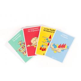 PIKS Cartes Créatives OPPI (24 cartes)