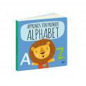Puzzle et livre Apprends ton premier alphabet Sassi