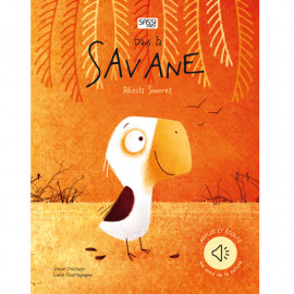 Livre sonore Dans la savane Sassi
