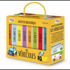 8 livres écologiques Les véhicules Sassi
