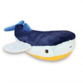 Peluche Requin bleu Trésor marin Histoire d'Ours (40cm)