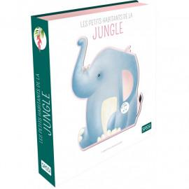 Sassi Livre sonore Les Petits Habitants de la Jungle