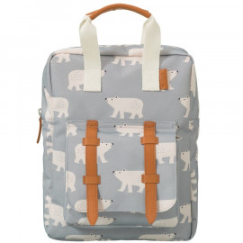 Sac à dos maternelle Ours polaire Fresk