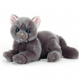 Peluche Chat charteux Plush and Company (32cm)