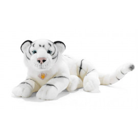 Peluche Tigre blanc Plush and Company