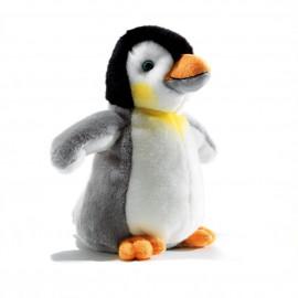 Petit pingouin en peluche Linus Plush and Company