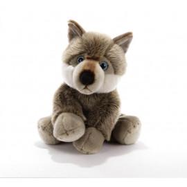 Peluche Loup gris