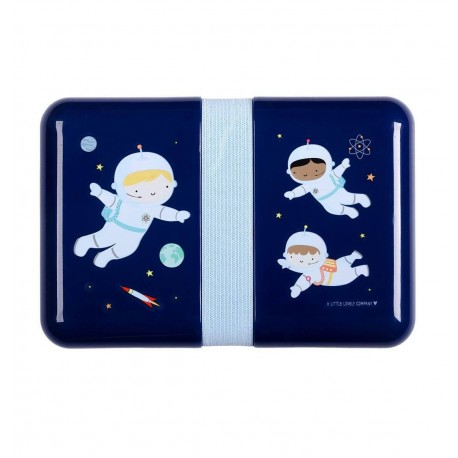 Lunch box Astronautes A Little Lovely Company