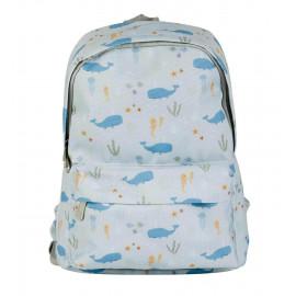 Petit sac à dos Océan A little Lovely Company