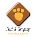Logo Plush and Company