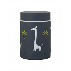 Boîte repas isotherme Girafe Fresk (300ml)