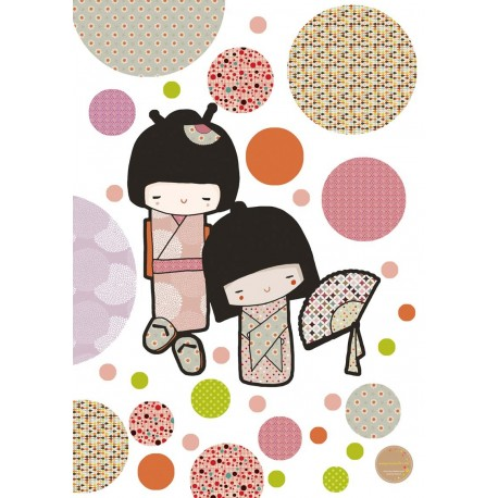 Stickers Mitsuko