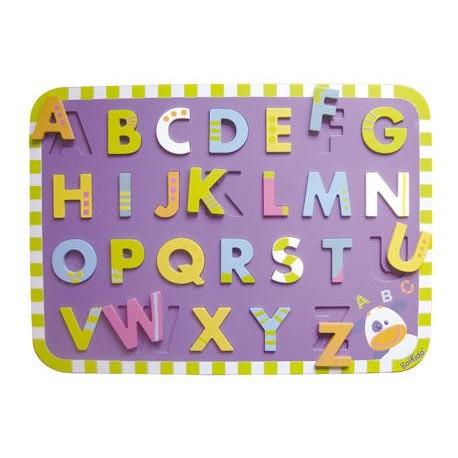 Puzzle Alphabet Majuscules Boikido
