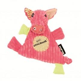 Doudou Baby Jambonos le cochon Déglingos