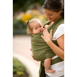 Echarpe de portage Boba Wrap Vert Olive