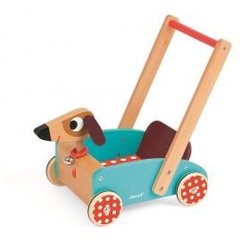 Chariot de marche Crazy Doggy Janod
