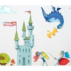 Sticker Le château