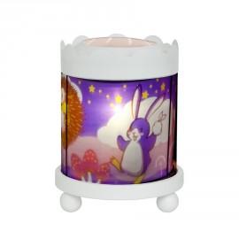 Lanterne manège magique Lapingouin Trousselier