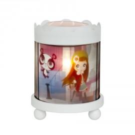 Lanterne manège magique Littlest pet shop Trousselier