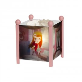 Lanterne magique Littlest Pet shop rose Trousselier